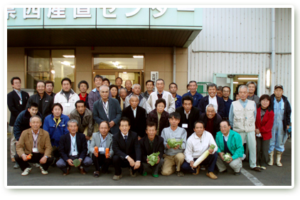 茨城県西産直センタースタッフ